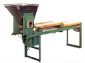 Vibratory-feed inspection conveyors